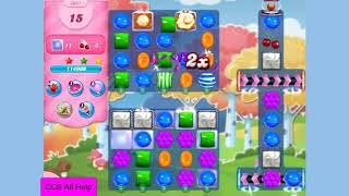 Candy Crush Saga Level 3041 NO BOOSTERS Cookie