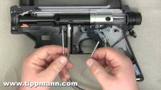 US Army Alpha Black E-Trigger Kit Installation