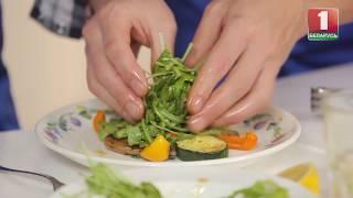 Готовим итальянский обед: теплый салат и рыбку. 50 рецептов первого