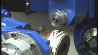 6 Eksen CNC - ROBOSAN OTOMASYON OSMANLI MAKİNA 6 AXIS CNC