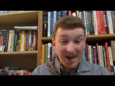 Beyond Mainstream Media Hype! Capitalism in Crisis Ask me anything! An hour with Caleb Maupin