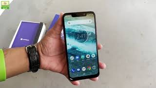 Motorola One Power Unboxing And First Impression [Hindi]