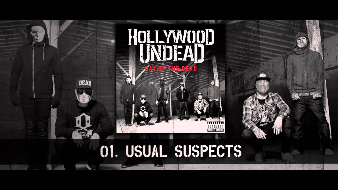 Hollywood Undead:Usual Suspects Lyrics   LyricWiki ...