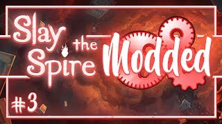 Let's Play Slay the Spire Modded: Glacial - Episode 3