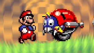 Sonic Hack - Mario In Sonic 1