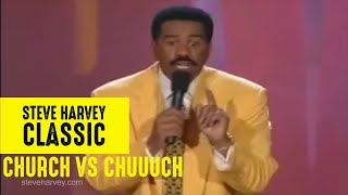 Church VS Chuuuch