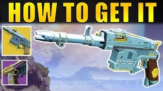 Destiny 2: How to Get the Sturm Exotic Hand Cannon! | Complete Quest Guide!