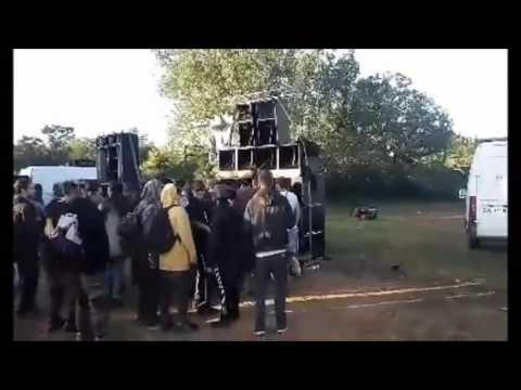 Free Party BSF Sound system // Loko6tem // Serenetik - 03/06/2017