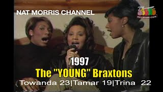 The Braxtons 1997 on Video Go Go with Shawn P Williams