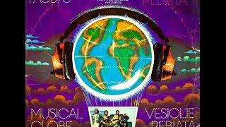 ВИА Весёлые ребята Музыкальный глобус LP 1979