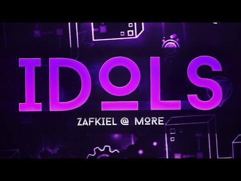 Idols (Extreme Demon) By Zafkiel7 & More - Geometry Dash