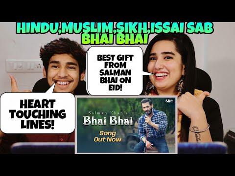 Reaction On Bhai Bhai | Salman Khan | Sajid Wajid | Ruhaan Arshad | Shilpa Views