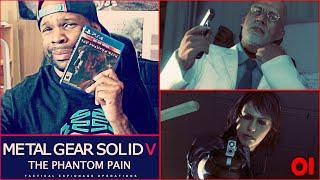 Video Metal Gear Solid 5 Phantom Pain Walkthrough Gameplay Part 1 - Intro download MP3, 3GP, MP4, WEBM, AVI, FLV November 2018