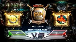 HoN Tour Thailand 2014 By True Money : G-League Cycle 2 Round 6 (22/7/2557)