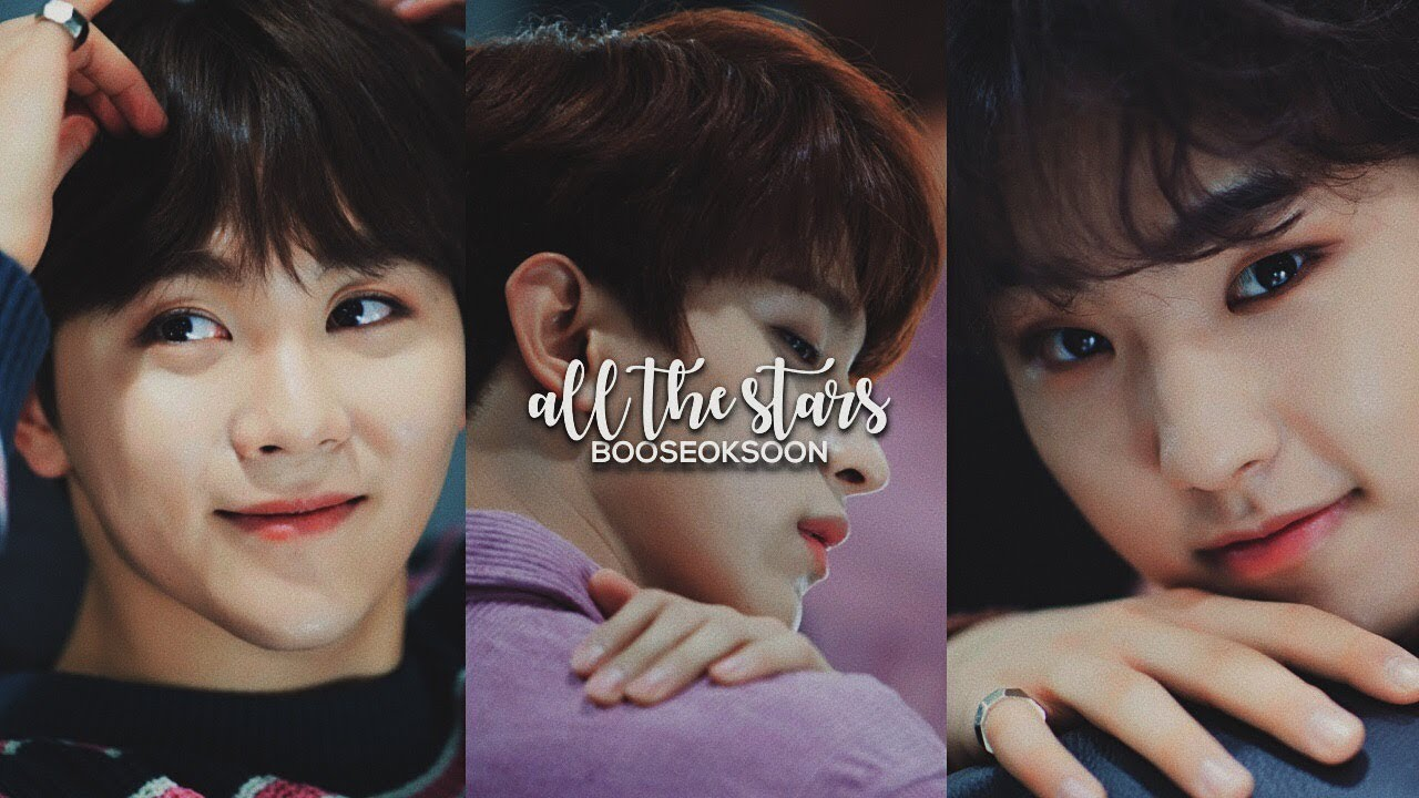 BOOSEOKSOON | all the stars - let's pretend i haven't made a million mistakes :)