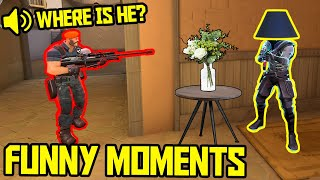 FUNNIEST MOMENTS IN VALORANT #41