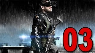 Metal Gear Solid V Ground Zeroes Part 3 Find Paz Let S Play Walkthrough Playthrough PS4