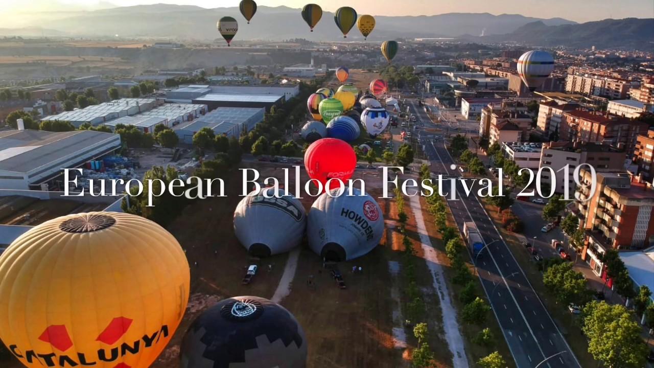 European Balloon Festival 2019 | Igualada, Spain