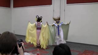World Cosplay Summit WCS 2010 - Team USA Preliminaries - Fushigi Yuugi