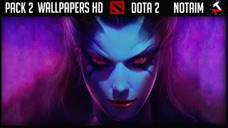 ★ Wallpapers HD Dota 2 - Pack 2 ★ n0taim TV ★