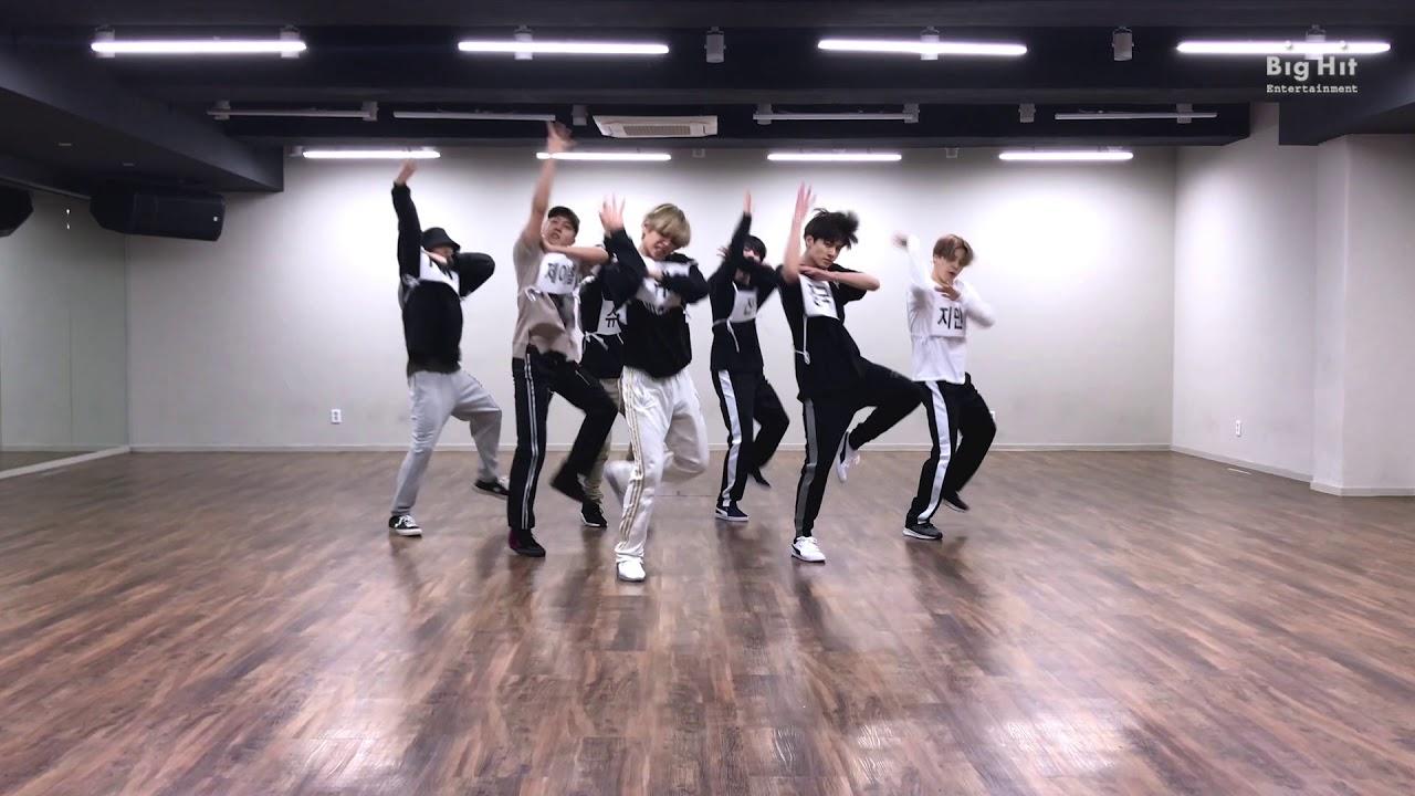 choreography bts 방탄소년단 mic