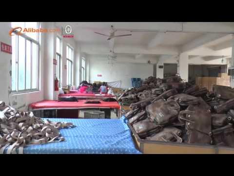 2016 Sandoo Bags Factory View,Wholesale Bags
