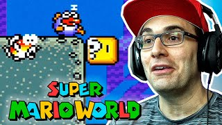 SUPER MARIO WORLD #2 - Saída SECRETA na Fase Escondida!?