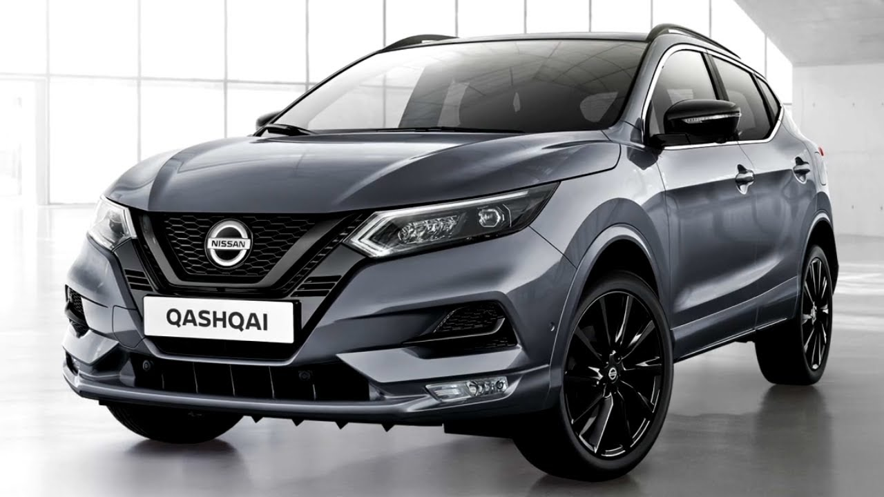 2020 Nissan Qashqai Exterior and Interior