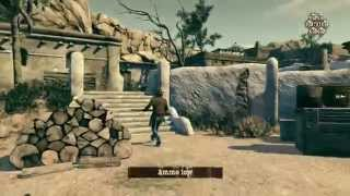 Call of Juarez: Bound in Blood - Act II: She Looked Like An Angel - Chapter 4