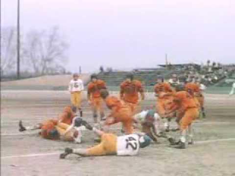 1949 RAISIN BOWL - Colorado A&M vs. Occidental College