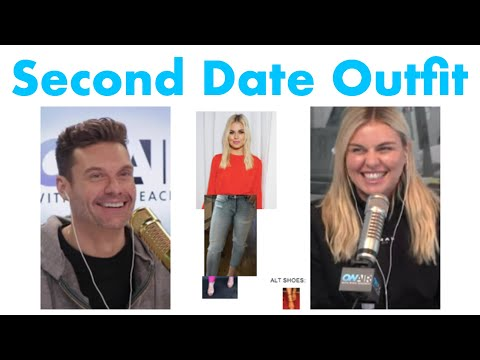 Ryan Seacrest - Tanya Rad Is Going on a Second Date, Ryan Picks Out Her Outfit