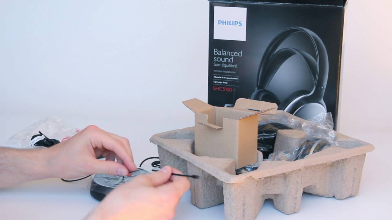 Philips SHC5100 10 im Test - Unboxing - YouTube 294beaf2f670