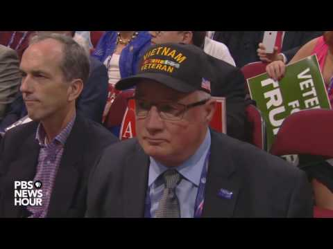 Watch Navy SEAL Marcus Luttrell speak at RNC