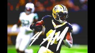 "Alvin Kamara: ""4 AM"" (Rookie Highlights)"