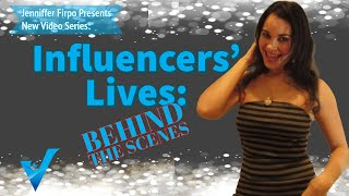 Influencers' Lives: Behind the Scenes!