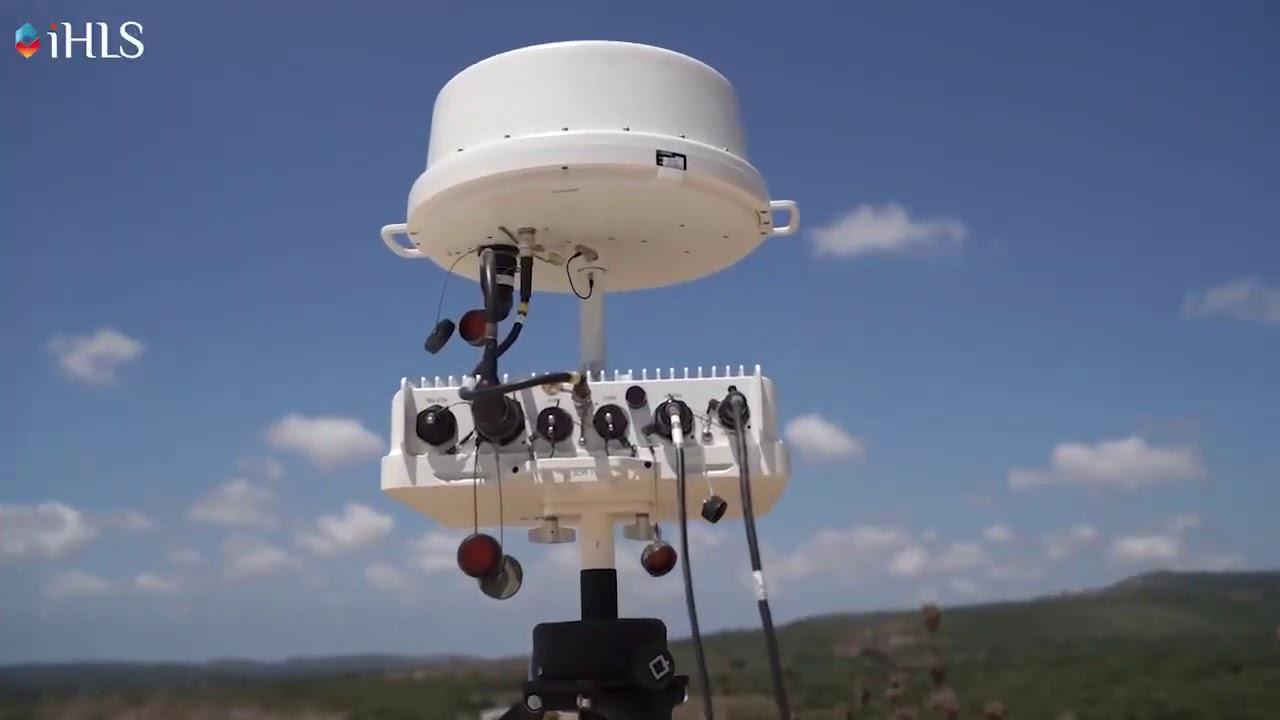 EnforceAir Demo on iHLS AUS&R & AUVSI 2020 Broadcast!