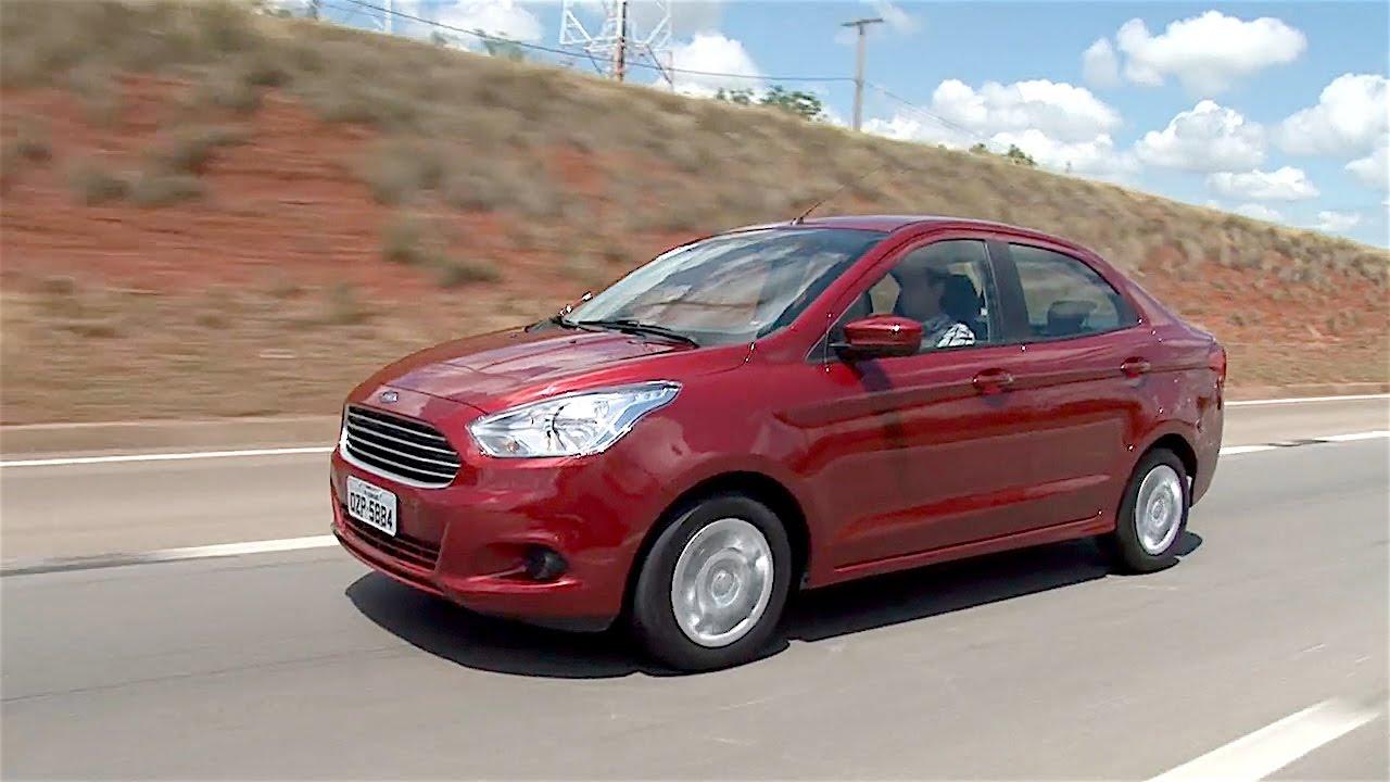 Ford Ka +, todos los detalles del sedán que ya está a la venta - YouTube