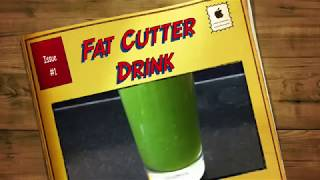 Fat Cutter Drink / Lose 5 Kgs in 5 Days / DIY Weight Loss Drink Remedy - Morning Routine-Weight Loss