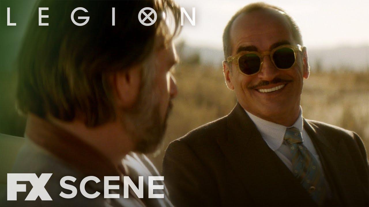 Download Legion | Season 2 Ep. 5: Find The Weakness Scene | FX