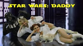 Star Wars: Daddy - Fan Music Video (No Spoilers)(Want more Star Wars? ▻ http://bit.ly/ScreenTeam Download this song ▻https://itun.es/us/sAhW_ Support us on Patreon! ▻https://www.patreon.com/screenteam ..., 2015-12-17T02:00:00.000Z)