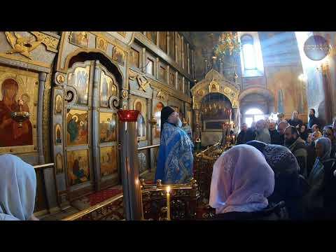 Проповедь схиарх. Власия в день празднования Калужской иконы Божией Матери