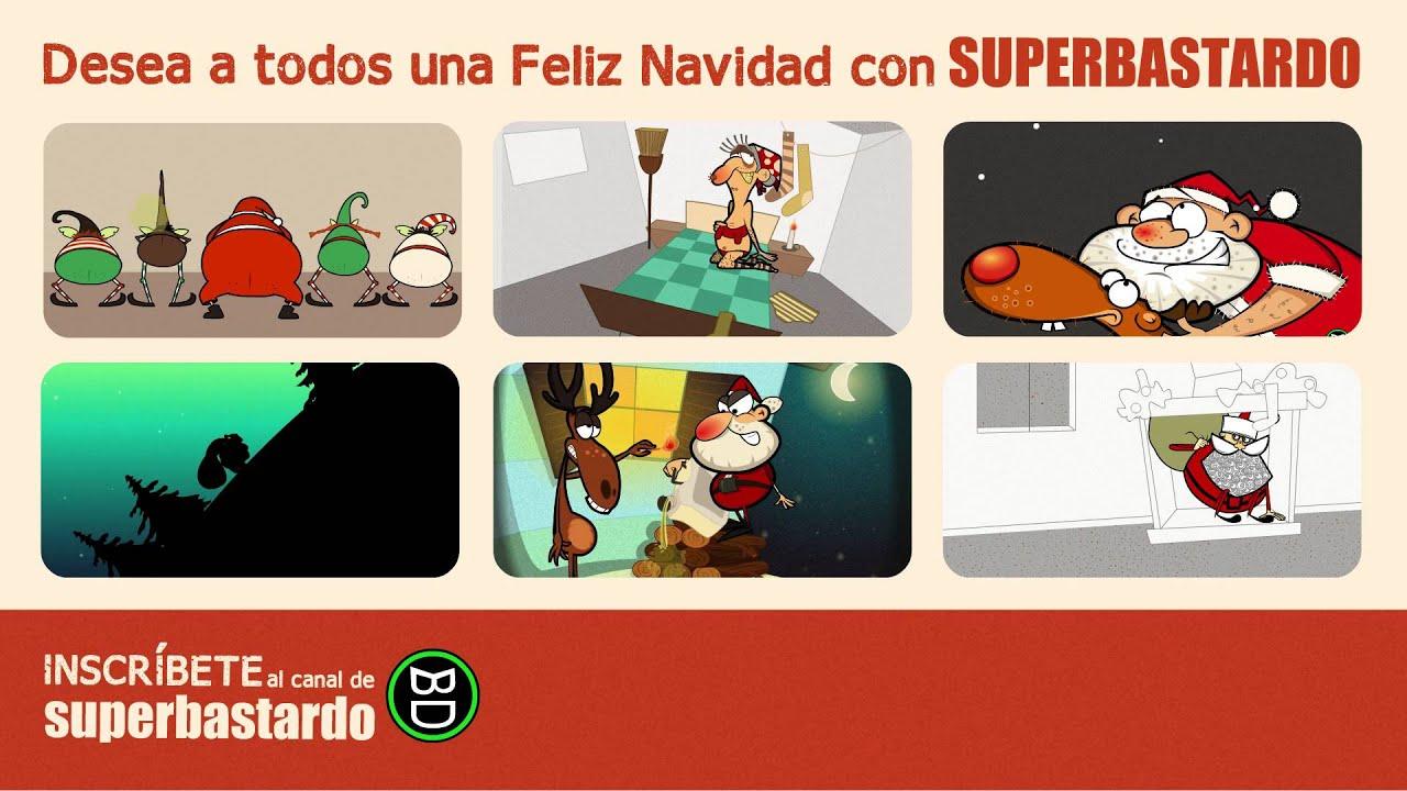 Feliz navidad humor videos divertidos mensaje de - Tarjetas de navidad artesanales ...
