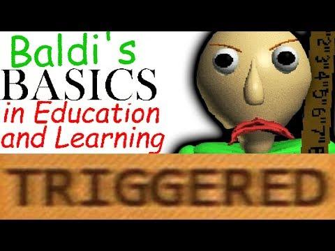 How Baldi's Basics TRIGGERS You!