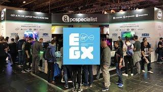 PCSpecialist @ EGX 2018!