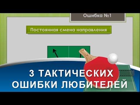 Настольный теннис. Уроки мастера спорта Алана Заикина. Теннис для всех Tennis