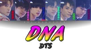 【PRODUCE101JAPAN】DNA-DTS(1班)【ENG/かな/ROM】