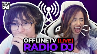 OFFLINETV BECOME RADIO DJs ft. PeterParkTV & Masayoshi