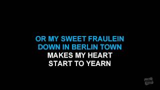 Travelin' Man in the style of Ricky Nelson karoke video with lyrics