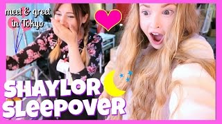 The Greatest Sleepover Ever | Tokyo Meet & Greet