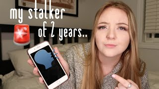CREEPY stalker (of 2 years..) story time *not clickbait*